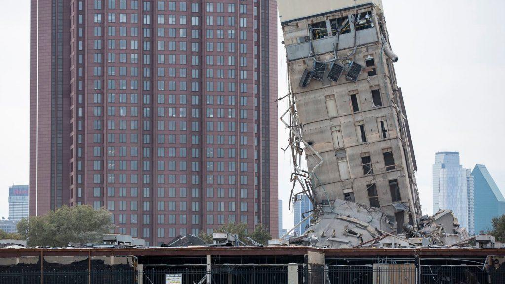 Demolition in Dallas TX