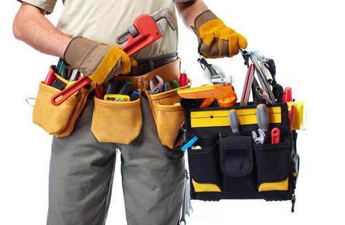 handyman shrewdly